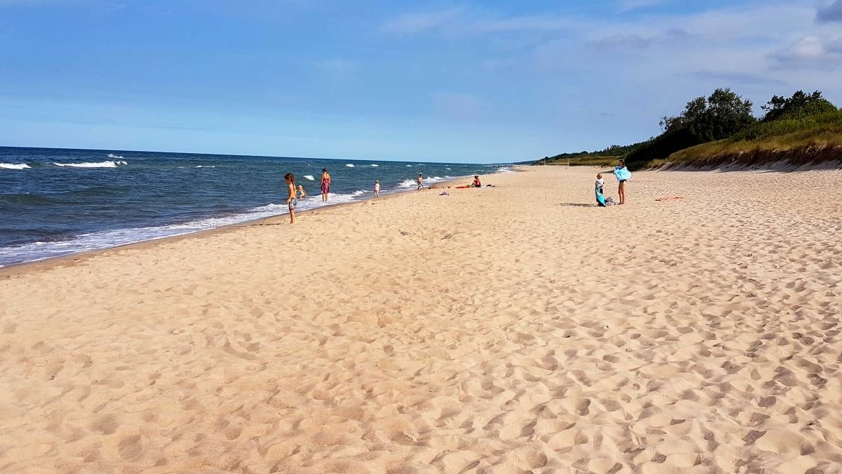 One of the best beaches in Latvia!